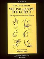 First Lesson For Guitar - Volume 2 Guitar Technique Sheet Music