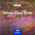 Debussy Piano Works Sheet Music