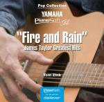 Fire And Rain - James Taylor Greatest Hits Sheet Music