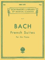 French Suites Piano Solo Sheet Music