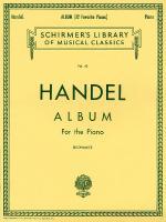 Album (22 Favorite Pieces) Piano Solo Sheet Music