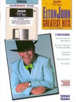 Elton John's Greatest Hits - Easy Piano Sheet Music