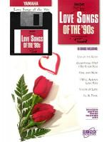 Love Songs Of The 90s - E-Z Play Today Sheet Music