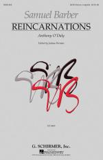 Reincarnations - Number 2: Anthony O'daly Revised Edition Sheet Music Sheet Music