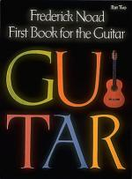 First Book For The Guitar - Part 2 Guitar Technique Sheet Music