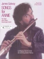 Songs For Annie Flute And Piano Sheet Music