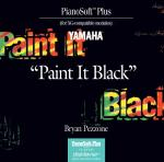 The Rolling Stones - Paint It Black Pianosoft Plus Xg Sheet Music