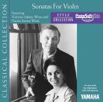 Sonatas For Violin Pianosoft Plus Audio Sheet Music