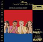 Disney Favorite Songs With Vocals (For CD-Compatible Modules) Sheet Music