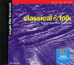 Classical & Folk Sheet Music