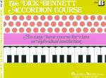 The Dick Bennett Accordion Course Book B Sheet Music