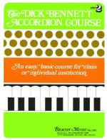 The Dick Bennett Accordion Course Book 2 Sheet Music