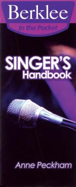 Singer's Handbook A Total Vocal Workout In One Hour Or Less! Sheet Music