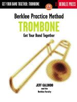 Berklee Practice Method: Trombone Get Your Band Together Sheet Music