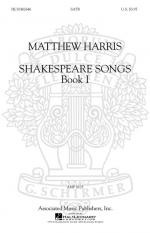 Shakespeare Songs, Book I Sheet Music