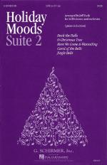Holiday Moods SATB Divisi Sheet Music