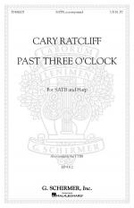 Past Three O'clock Sheet Music Sheet Music