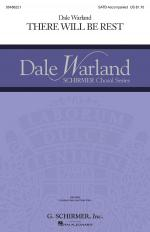 There Will Be Rest Dale Warland Choral Series Sheet Music Sheet Music