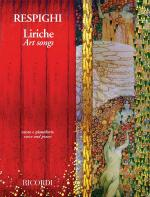 Liriche Art Songs In Medium High Voice Sheet Music