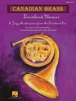 Dixieland Classics Brass Quintet Horn In F Sheet Music