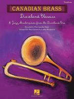 Dixieland Classics Brass Quintet Trombone Sheet Music