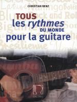 Tous Les Rythmes Du Monde Pour La Guitare Sheet Music