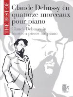 The Best Of Claude Debussy: Fourteen Pieces For Piano Sheet Music