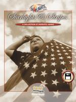 Starlights & Stripes A Collection Of Patriotic Songs Starlights Series Sheet Music