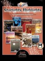 Starlights Highlights Featured Selections From The Starlights Series Sheet Music