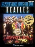 The Beatles - Sergeant Pepper's Lonely Hearts Club Band Clavisoft Sheet Music