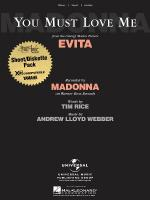 You Must Love Me (From Evita) Piano/Vocal/Chords Sheet Music