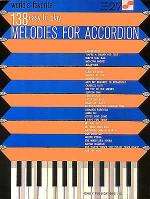 138 Easy To Play Melodies For Accordion World's Favorite Series Volume 27 Sheet Music