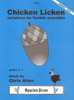 Chicken Licken - Variations For Flexible Ensemble Sheet Music
