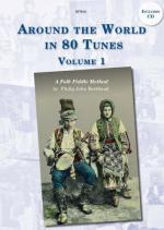 Around The World In 80 Tunes Volume 1 - A Folk Fiddle Method Sheet Music