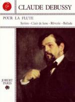 Pour La Flute Sheet Music