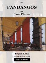 Fandangos For Two Flutes Sheet Music