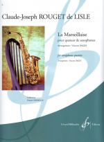 La Marseillaise - War Song Of The Army Of The Rhine : French National Anthem Sheet Music