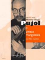 3 Piezas Marginales Sheet Music