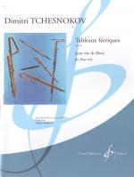 Tableaux Feeriques - Pour Trio De Flutes (For Flute Trio) Opus 40 Sheet Music