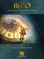 Howard Shore: Hugo (Piano Solo) Sheet Music