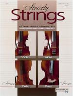 Strictly Strings, Book 1 Sheet Music