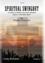 Spiritual Swingout - A Medley Of Hidden American Spiritual Tunes In Big Band Style! Sheet Music