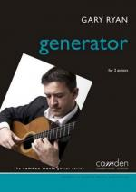 Generator - For 2 Guitars Sheet Music