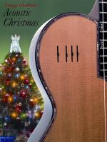 Craig Dobbins' Acoustic Christmas - Book & CD Sheet Music