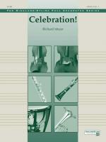 Celebration! - Conductor Score & Parts Sheet Music