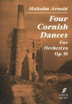 Four Cornish Dances - Study Score Sheet Music