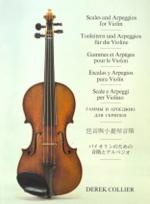 Scales and Arpeggios for Violin - Book Sheet Music