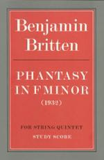 Phantasy in F Minor - Study Score Sheet Music