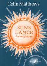 Suns Dance - Score Sheet Music