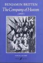 Company of Heaven (1937) - Vocal Score Sheet Music
